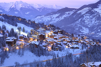 Location ski Courchevel 1550 Village