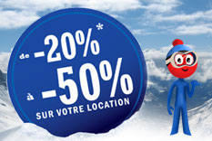 Location ski Courchevel Village 1550